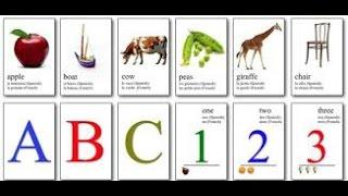 Flash Cards como estrategia didáctica para enseñar inglés en niños.