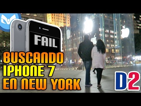 Buscando iPhone en NEW YORK BIG FAIL Dia 2