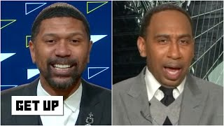 Jalen Rose responds to Stephen A. calling him out | Get Up