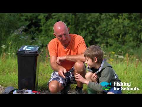 Introduction: Education through Angling with Richard Jamieson