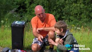 Education through Angling with Richard Jamieson