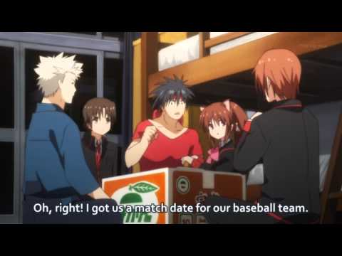Famous People Quotes Little Busters! Funniest Moments (Anime TV Series) English Subbed