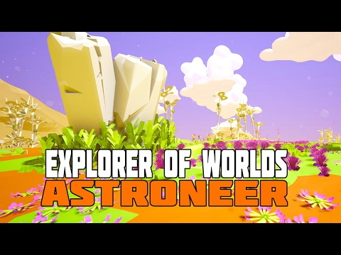 Astroneer - The Curse of the Habitat