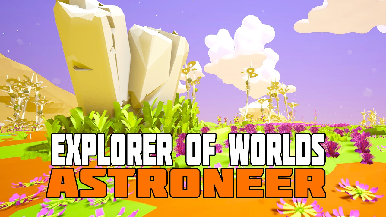 Astroneer The Curse Of The Habitat Youtube