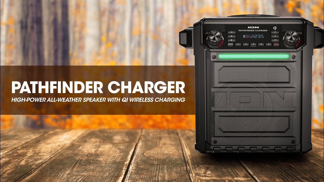Pathfinder Charger Ion Audio