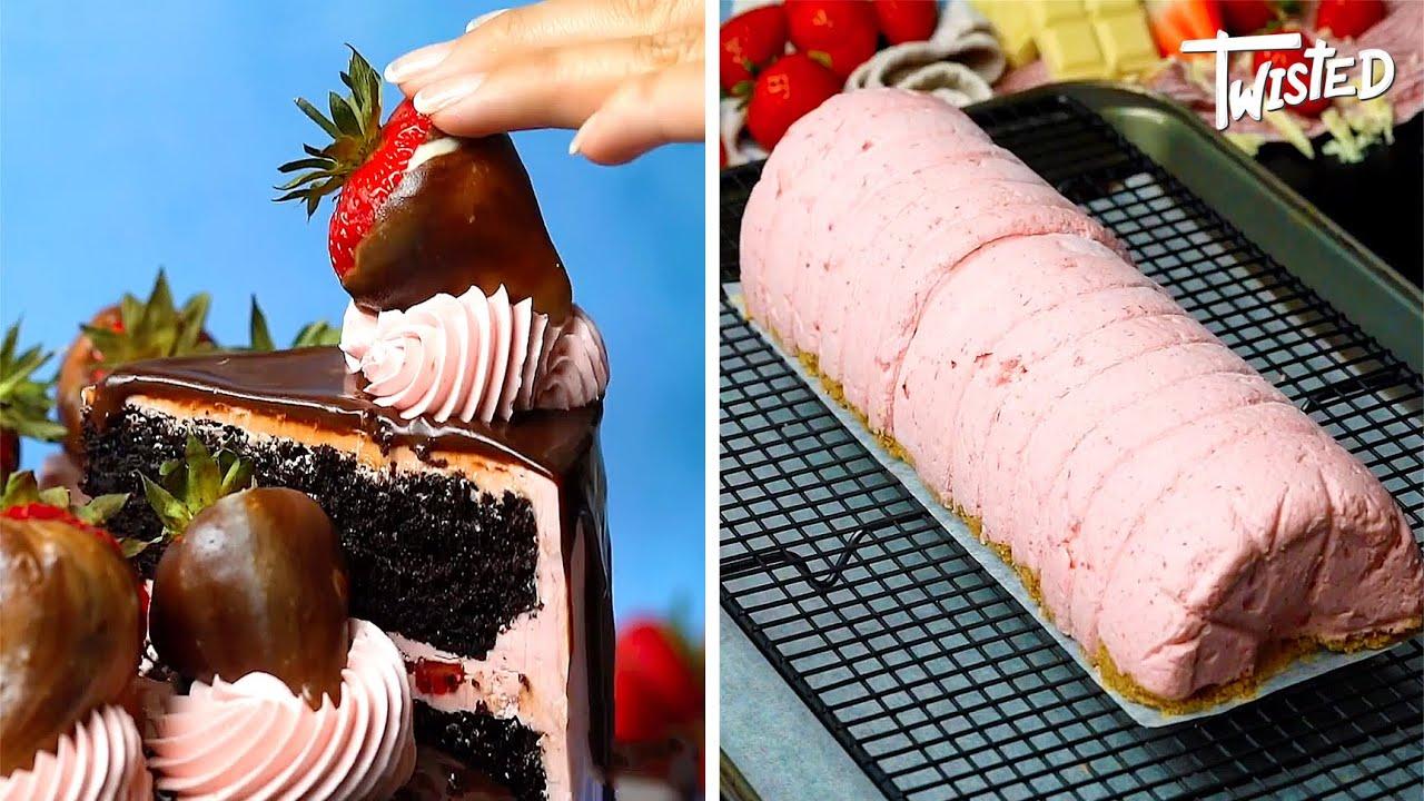 Chocolate Strawberry Recipe Ideas