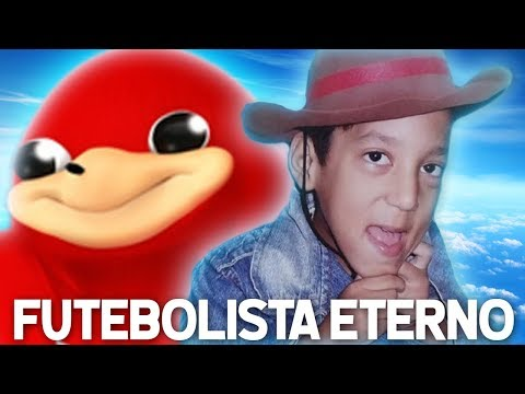 ULTIMA GAMEPLAY COM FUTEBOLISTA #lutofutebolista