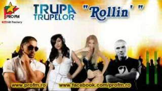 Andreea Balan & Andra & Connect-R & Puya - Rollin' (Trupa trupelor PRO FM)