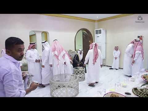 زواج الشاب حسين احمد دخيل الزهراني