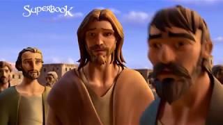 Video Superbook   Yesus Menyembuhkan Baritmeus download MP3, 3GP, MP4, WEBM, AVI, FLV Juli 2018