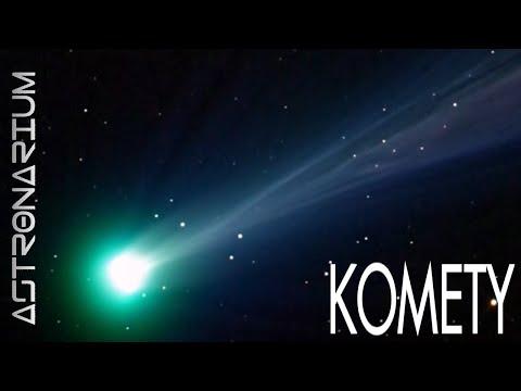 Komety - Astronarium odc. 15