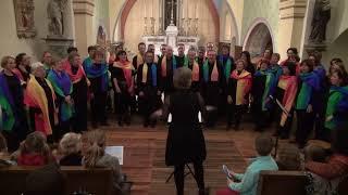 Le jazz et la java chorale Arc En Ciel 02 12 2011