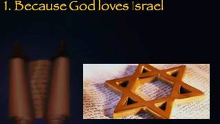 16 11 01 Eleven Reasons For Christians to Support Israel
