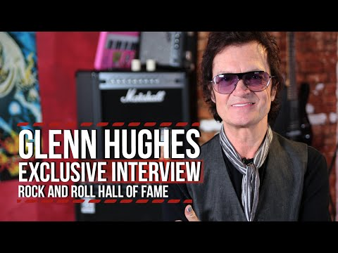 Deep Purple Legend Glenn Hughes on Rock and Roll Hall of Fame Induction