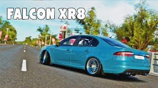 Ford Mondeo na sterydach! Ford Falcon XR8 | Forza Horizon 3