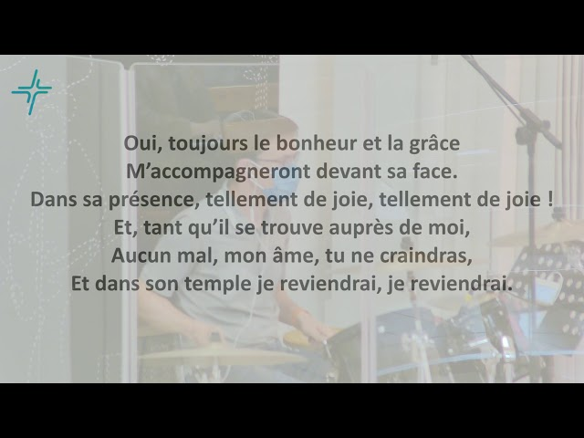 Culte EEL Lyon du 18 juillet 2021