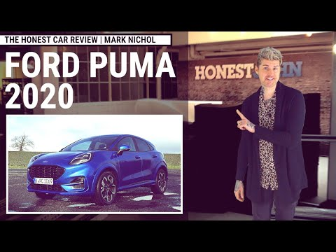 The Honest Car Review 2020 Ford Puma A Brilliant Crossover Worthy Of The Name Srsly Youtube