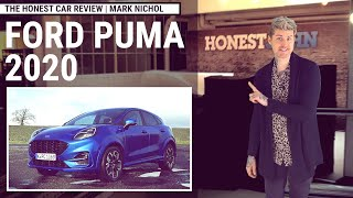 The Honest Car Review | 2020 Ford Puma - a brilliant crossover worthy of the name...SRSLY! 👏