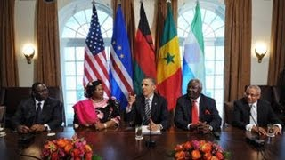 Is Obama's Trip to Africa about Investment or the Extraction of African Resources?