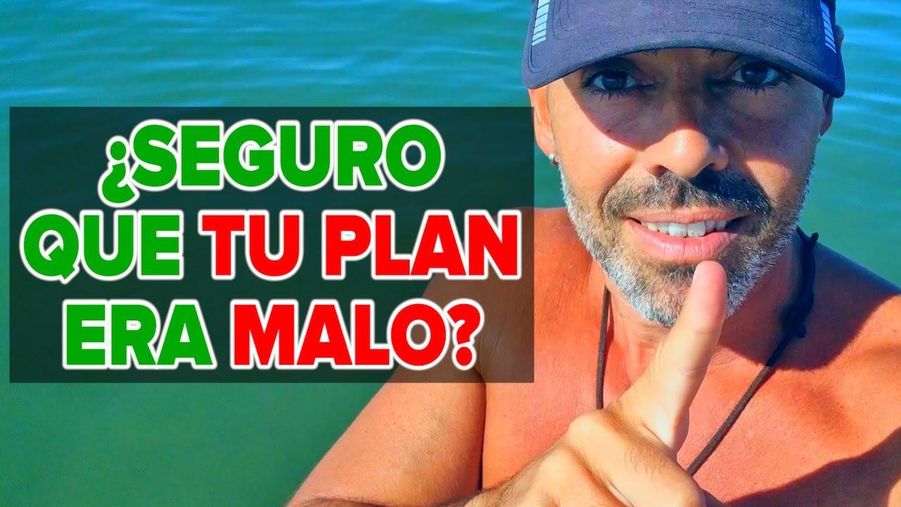 Qué hacer cuando fracasas: cambia el plan, no la meta... ¿Seguro? | 2 Claves para superar el fracaso
