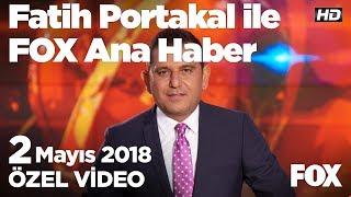 GSS borçları bir kez daha sil baştan... 2 Mayıs 2018 Fatih Portakal ile FOX Ana Haber