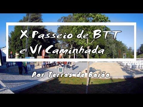Por Terras de Baião: X Passeio de BTT e VI Caminhada Solidária 2018