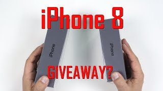 UNBOXING, REVIEW ȘI GIVEAWAY! - iPhone 8