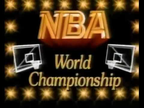 1985 NBA Finals Game 6 Full Game Boston Celtics vs LA Lakers on CBS