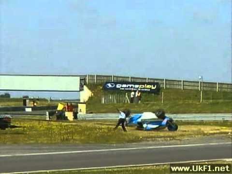 Formula Palmer Audi Snetterton Whoops