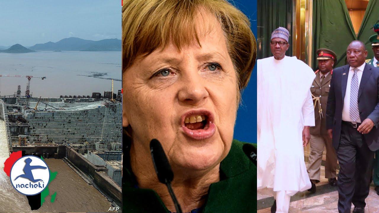 Arab States Enter Ethiopia Dam Saga, German Deal an Insult to Namibia, Nigeria-SA Trade Hits .9B