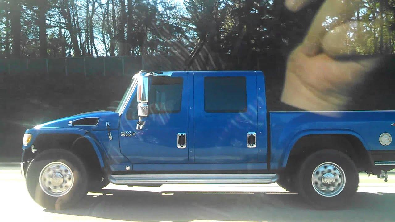 International Rxt Truck