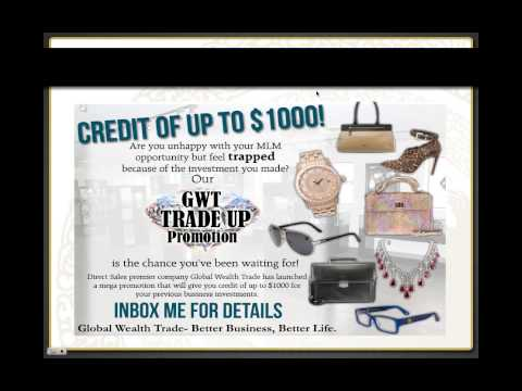 GWT's Trade Up Promotion