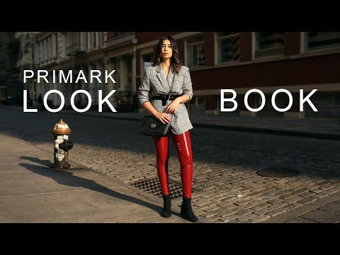 A/W 17 PRIMARK FASHION LOOKBOOK | Tar Mar