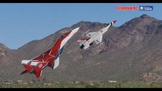 SPECTACULAR Russian Mikoyan MiG-29 vs American F-16 Fighting Falcon Demo