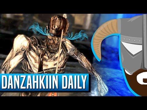 GET IN LINE | Skyrim Special Edition : Danzahkiin Daily #11