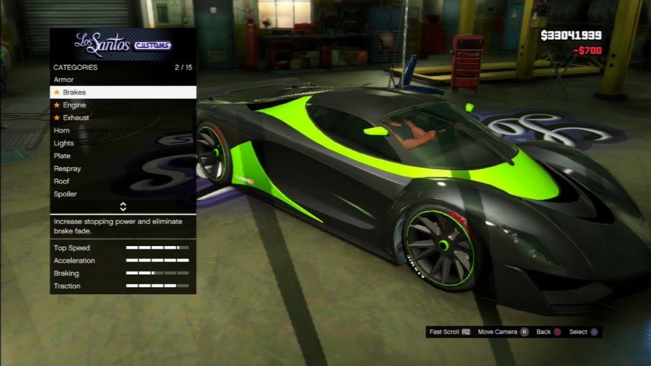 Grand Theft Auto 5 | Business DLC | Grotti Turismo R ...