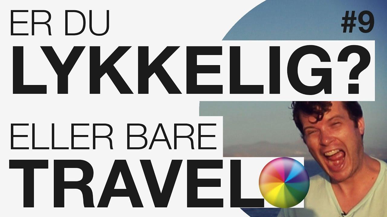 Hverdagstips #9 - Er du LYKKELIG eller bare  veldig travel?