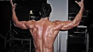 Back Muscle Workout Routines (Wbff Pro Artus Shakur )