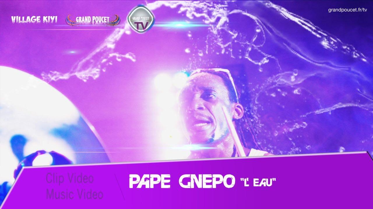 pape gnepo fete au campement