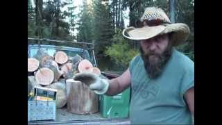Idaho Hillbilly Homestead #167 Getting Firewood & A Review On The Craftsman Chainsaw