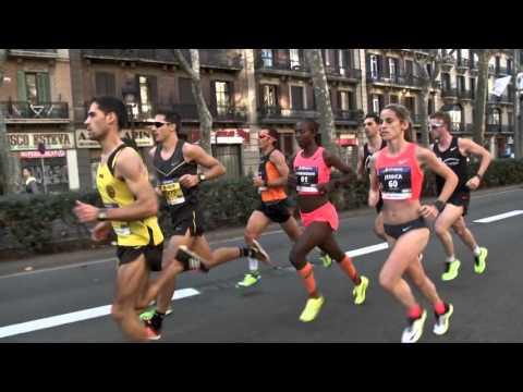 eDreams Mitja Marató de Barcelona 2016