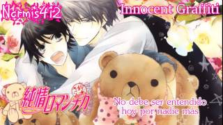 【Junjou Romantica 3】Innocent Graffiti 【OPENING】Fandub Latino【Full Version】