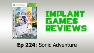 Sonic Adventure (Xbox 360) - IMPLANTgames Reviews