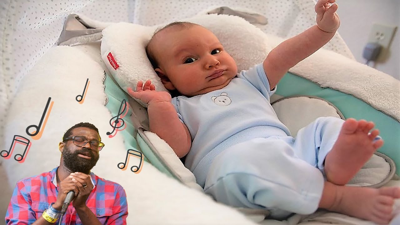 SLEEPY BABY WAKES UP DANCING TO MUSIC   Funny Everday Compilation
