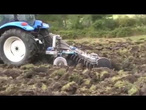 Di raimondo aratro coltivatore a dischi silver di for Di raimondo macchine agricole