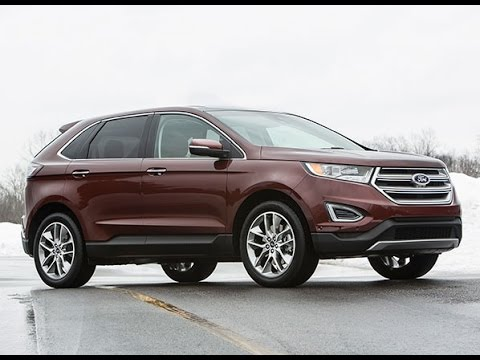 2017 ford edge ecoboost performance test full review youtube. Black Bedroom Furniture Sets. Home Design Ideas