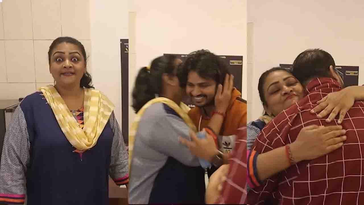 Download Shakeela reaction for devudi tho sahajeevanam glimpse   Filmyfocus.com