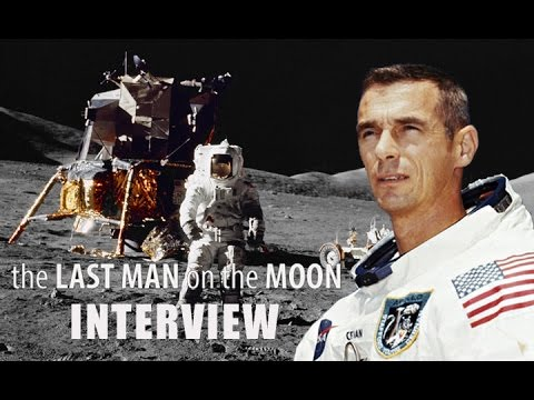 The Last Man On The Moon: Gene Cernan And Mark Craig Interview