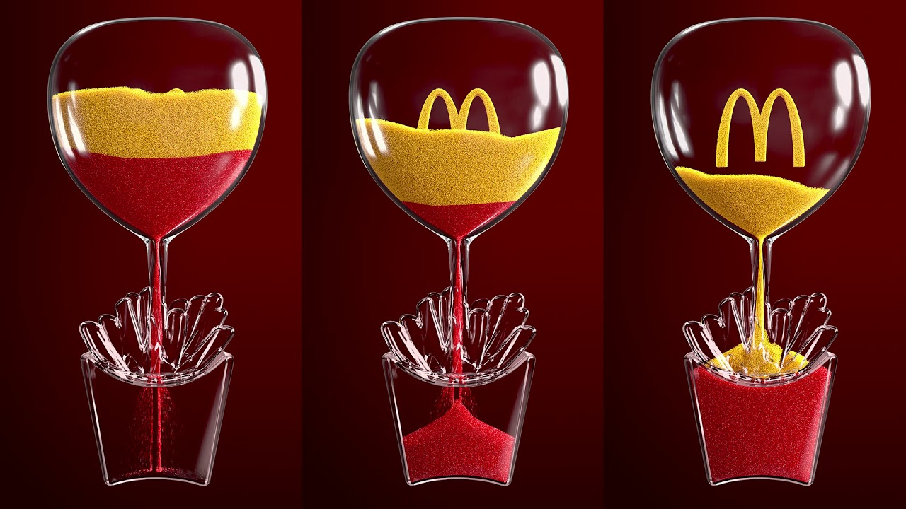 Leo Burnett creates Sand Clock for McDonald's during Ramadan – Campaign  Middle East