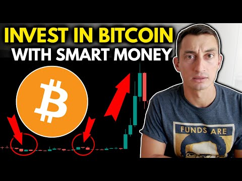 INVEST IN CRYPTO WITH SMART MONEY \u0026 BUY BITCOIN LIKE A WHALE